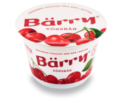 Barry yougurt